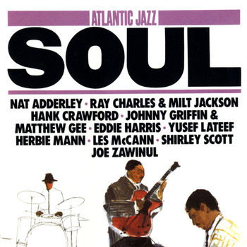Various Artists - Atlantic Jazz: Soul