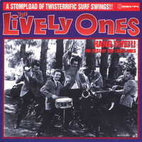 The Lively Ones - Hang Five! The Best Of The Lively Ones