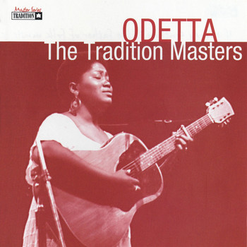 Odetta - Tradition Masters Series: Odetta