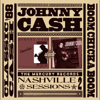 Johnny Cash - Classic Cash & Boom Chicka Boom (2 on 1)