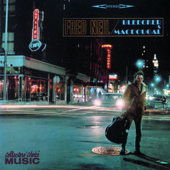 Fred Neil - Bleecker And McDougal (US Release)
