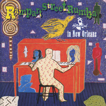 Various Artists - Rampart Street Rumba: Hannibal In New Orleans