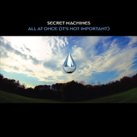 "Secret Machines - All At Once [It's Not Important] (U.K. 7"" Colored Vinyl #2)"