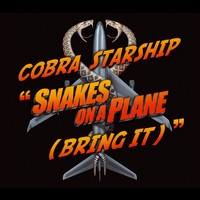 Cobra Starship - Snakes On A Plane [Bring It] (1-track DMD)