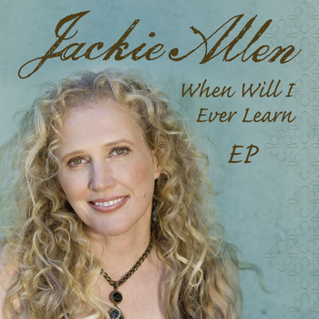 Jackie Allen - When Will I Ever Learn EP