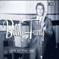 Billy Fury - Billy Fury - Live At The BBC