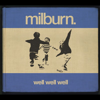 Milburn - Well Well Well (CD Album)