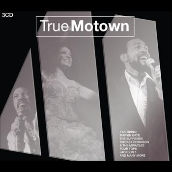 Various Artists - True Motown / Spectrum 3 CD Set