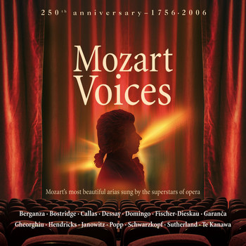 Various Artists - Mozart Voices