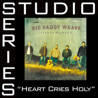 Big Daddy Weave - Heart Cries Holy [Studio Series Performance Track]