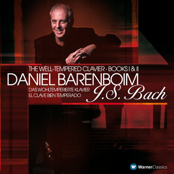 Daniel Barenboim - Bach, JS : Well-Tempered Clavier Books 1 & 2