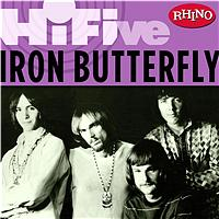 Iron Butterfly - Rhino Hi-Five: Iron Butterfly