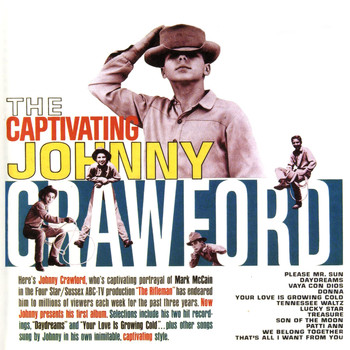 Johnny Crawford - The Captivatin Johnny Crawford