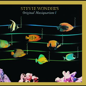 Stevie Wonder - Original Musiquarium (Reissue)