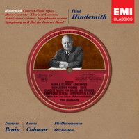Various Artists - Hindemith conducts Hindemith