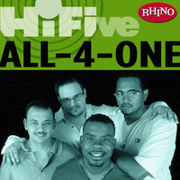 All-4-One - Rhino Hi-Five: All-4-One