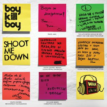 Boy Kill Boy - Shoot Me Down (Comm CD)