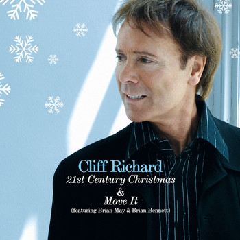 Cliff Richard - 21st Century Christmas / Move It
