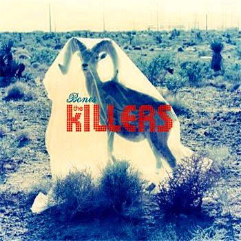 The Killers - Bones (UK 2 Trk)