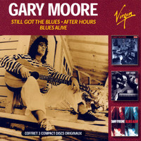 Gary Moore - Still Got The Blues/After Hours/Blues Alive