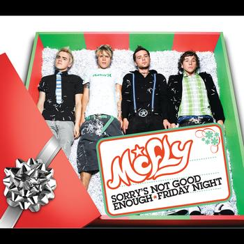 McFly - Sorry's Not Good Enough / Friday Night (Commercial CD)