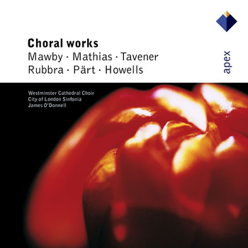 James O'Donnell & Westminster Cathedral Choir - 20th Century Choral Works (-  Apex)
