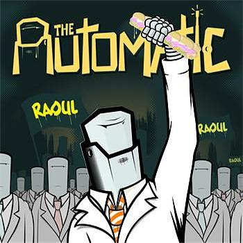 The Automatic - Raoul (UK Comm Maxisingle)