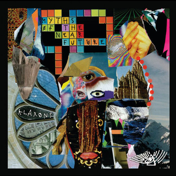 Klaxons - Myths Of The Near Future (UK Comm CD Album)