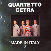 Quartetto Cetra - Made In Italy