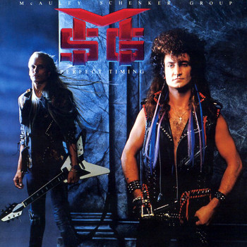 MSG (McAuley Schenker Group) - Perfect Timing