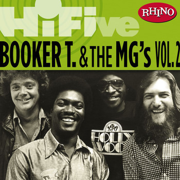 Booker T. & The MG's - Rhino Hi-Five: Booker T. & The MG's [Vol. 2]
