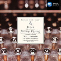 London Symphony Orchestra/André Previn - Elgar - Vaughan Williams - Butterworth