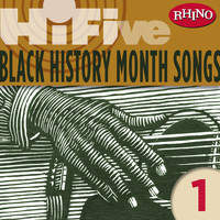 Various Artists - Rhino Hi-Five: Black History Month Songs 1