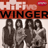 Winger - Rhino Hi-Five: Winger