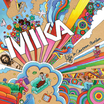 MIKA - Life In Cartoon Motion (UK eDeluxe Album)