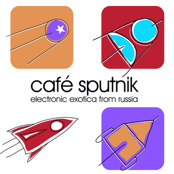 Various Artists - Café Sputnik