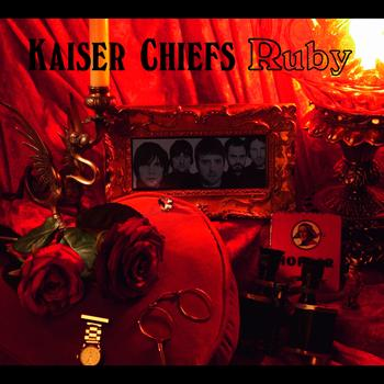 Kaiser Chiefs - Ruby (UK Comm CD 2 Track)