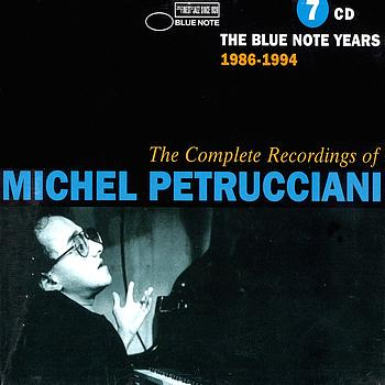 Michel Petrucciani - The Complete Blue Note Recordings