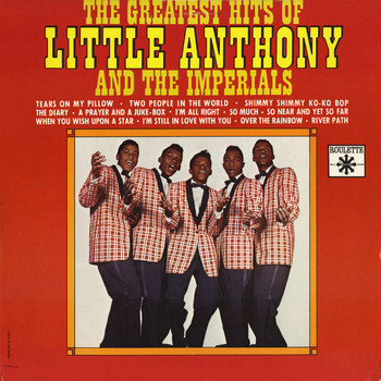 Little Anthony and The Imperials - Greatest Hits