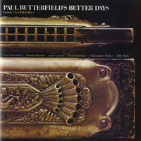 Paul Butterfield's Better Days - Paul Butterfield's Better Days