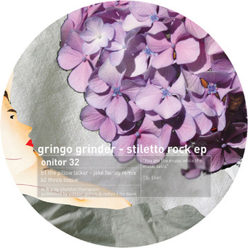 Gringo Grinder - Stiletto rock ep