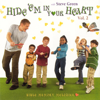 Steve Green - Hide Em In Your Heart Vol 2