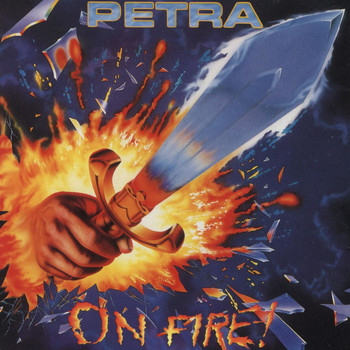 Petra - On Fire