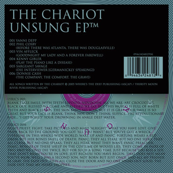 The Chariot - Unsung