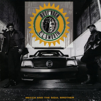 Pete Rock & CL Smooth - Mecca And The Soul Brother (Explicit)