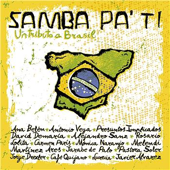 Various Artists - Samba pa ti