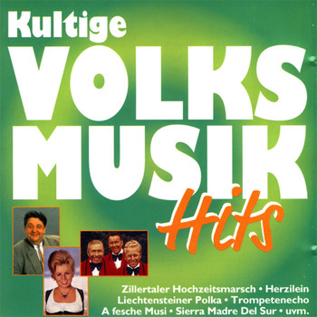 Various Artists - Kultige Volksmusik Hits (3)