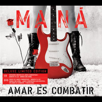 Maná - Amar es Combatir (Limited Edition CD+DVD)