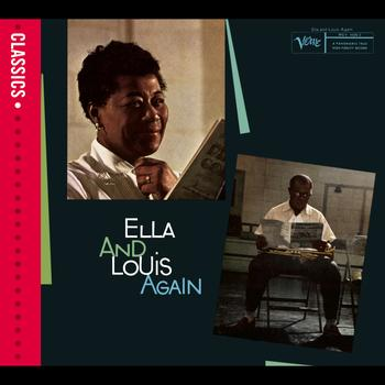 Louis Armstrong / Ella Fitzgerald - Ella And Louis Again