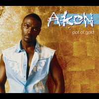 Akon - Pot of Gold (Int'l Comm Single)